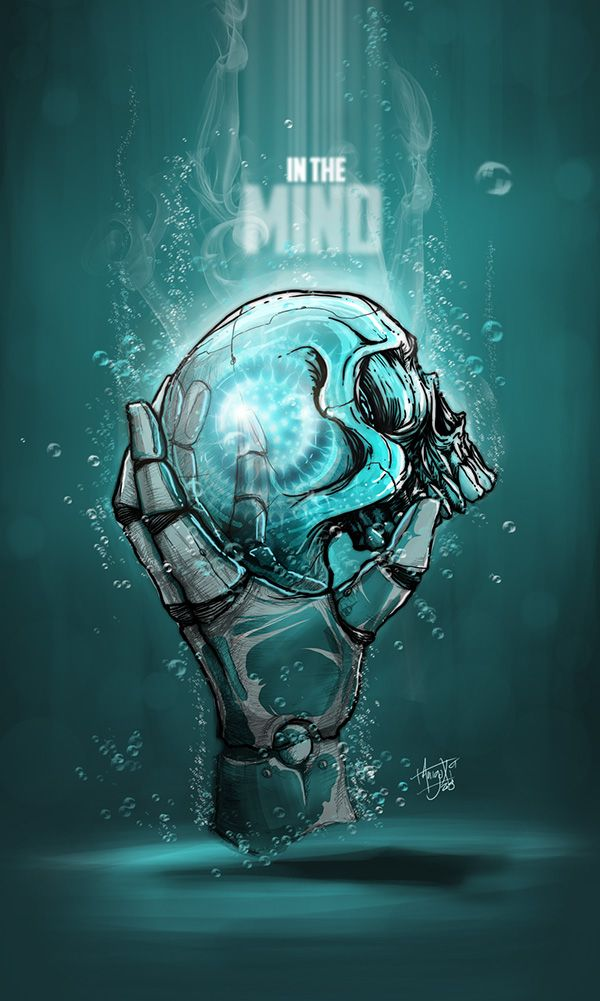 In the mind on Behance