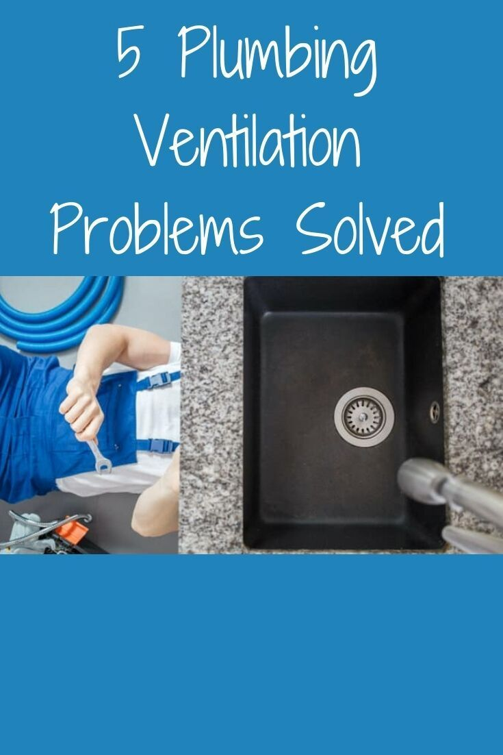 Diagnose And Repair Venting Issues In A Mobile Home Plumbing System Mobile Home Repair Plumbing Problems Mobile Home