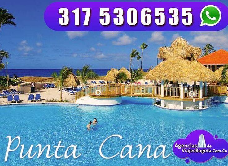 Promociones Punta Cana Todo Incluido. Whatsapp 573175306535. Una de las ciudades mas turisticas y mas bellas de Republica Dominicana magnificos hoteles espectaculares playas y mucho mas. #bogota #chia #soacha #vacaciones #visitadelpapa #avianca #lan #copa #satena #vivacolombia #travel