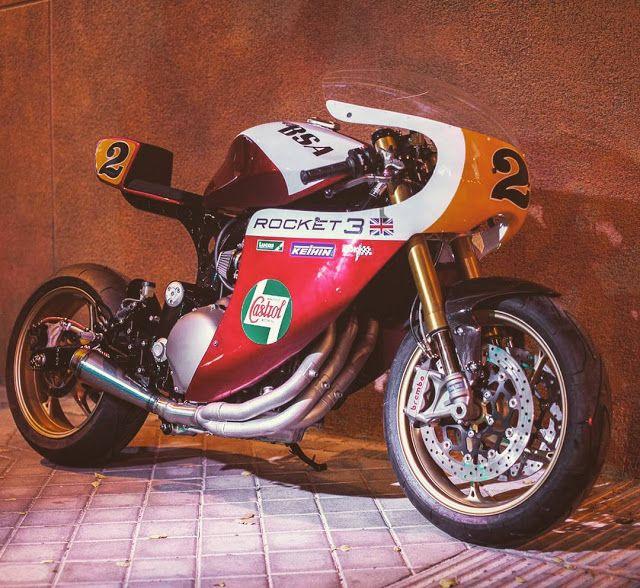 ROCKET 3 by XTR - RocketGarage - Cafe Racer Magazine