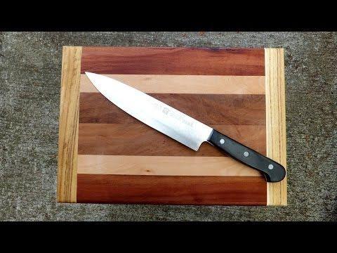 VIDEO - Make a Cutting Board