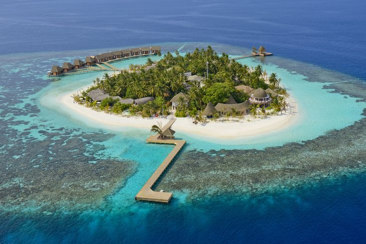 Kandolhu Maldives: отпуск на Мальдивах | Журнал GraziaMagazine