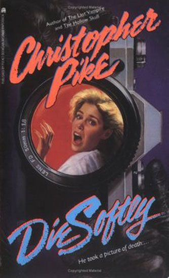 I TOTALLY forgot about Christopher Pike horror novels....how could I forget?: