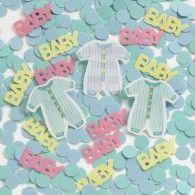 Baby Clothes Confetti $6.50 20027514
