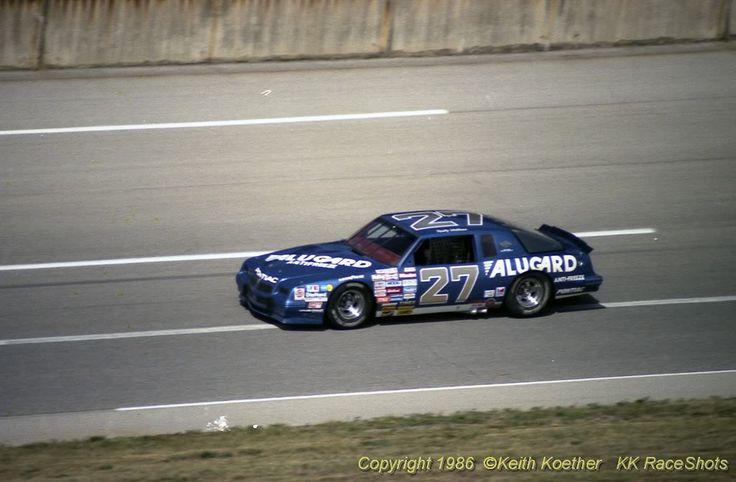 Rusty Wallace Talladega 1986