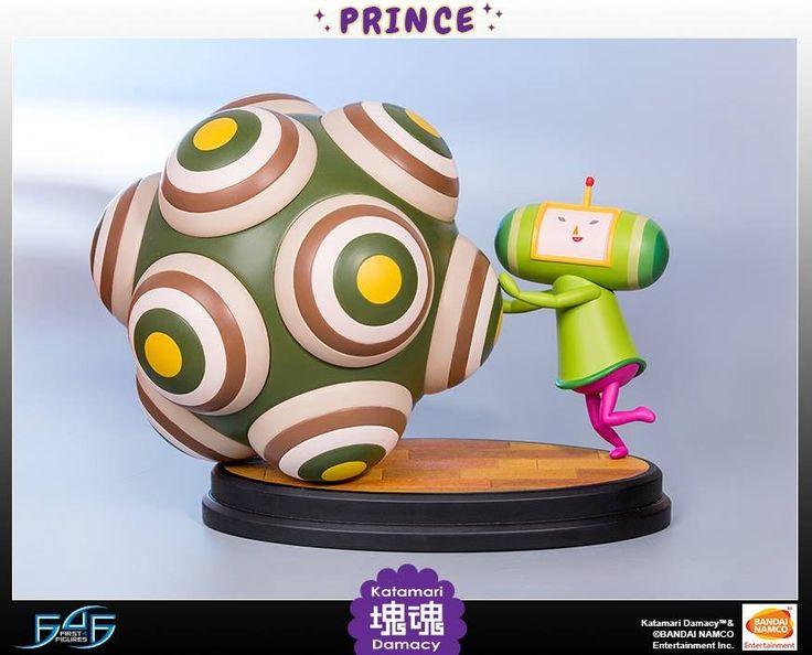 First 4 Figures - Katamari Damacy - Prince