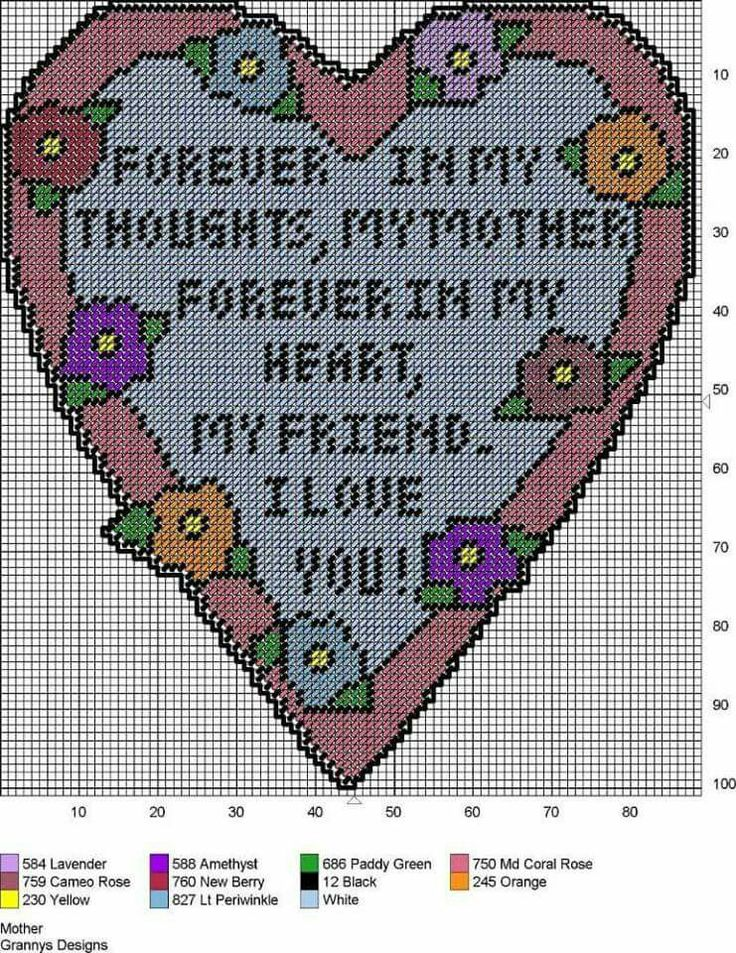 39 Best Mother S Day Plastic Canvas Images On Pinterest