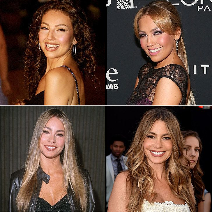 There must be something in the water of Latin America or a set of special Benjamin Button genes, because these Latina celebrities are somehow aging backwards instead of forward. It takes just one look at these throwback pictures to see their skin is smoother, their bodies more banging, and their hair fuller — the definition of aging beautifully and gracefully.