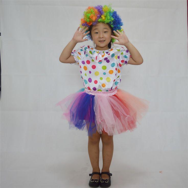 click to buy u003cu003c halloween costumes kids children circus clown costume naughty harlequin