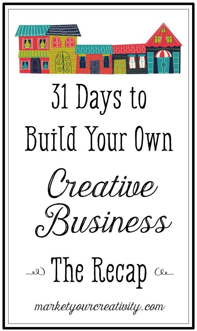 31 posts pour partir une business de crafting, sur la création, le packaging, le shipping....