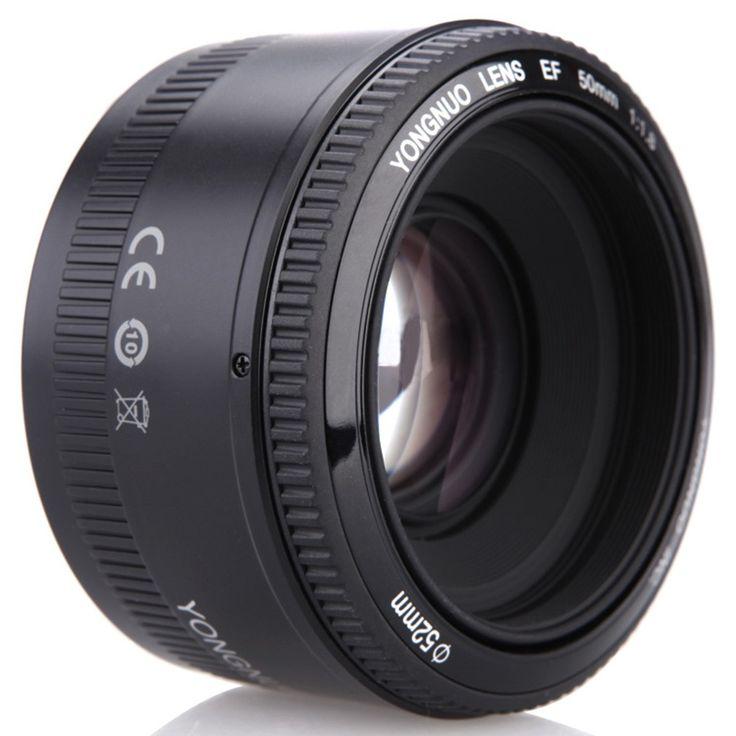 Best YONGNUO YN EF 50mm f/1.8 AF Sale Online Shopping