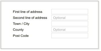 Always Mark Optional Form Fields Not Required Ones - UX Movement