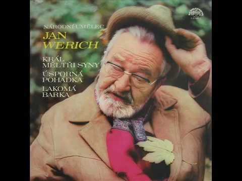 Jan Werich Lakomá Barka 1961 - YouTube