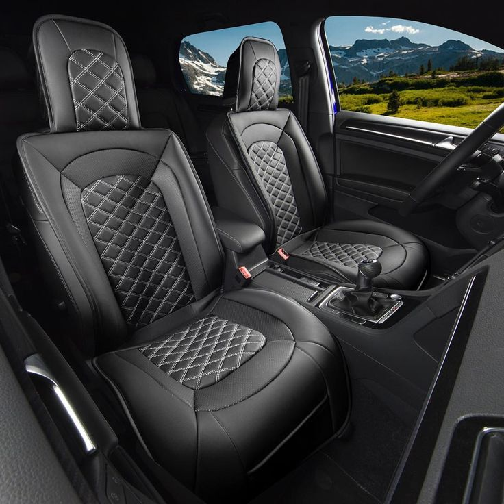 Crafted From The Finest Materials This Seat Cover Is A Great Way To Add Style And Comfort Your Car Truck Or SUV Matching Rear Covers Available