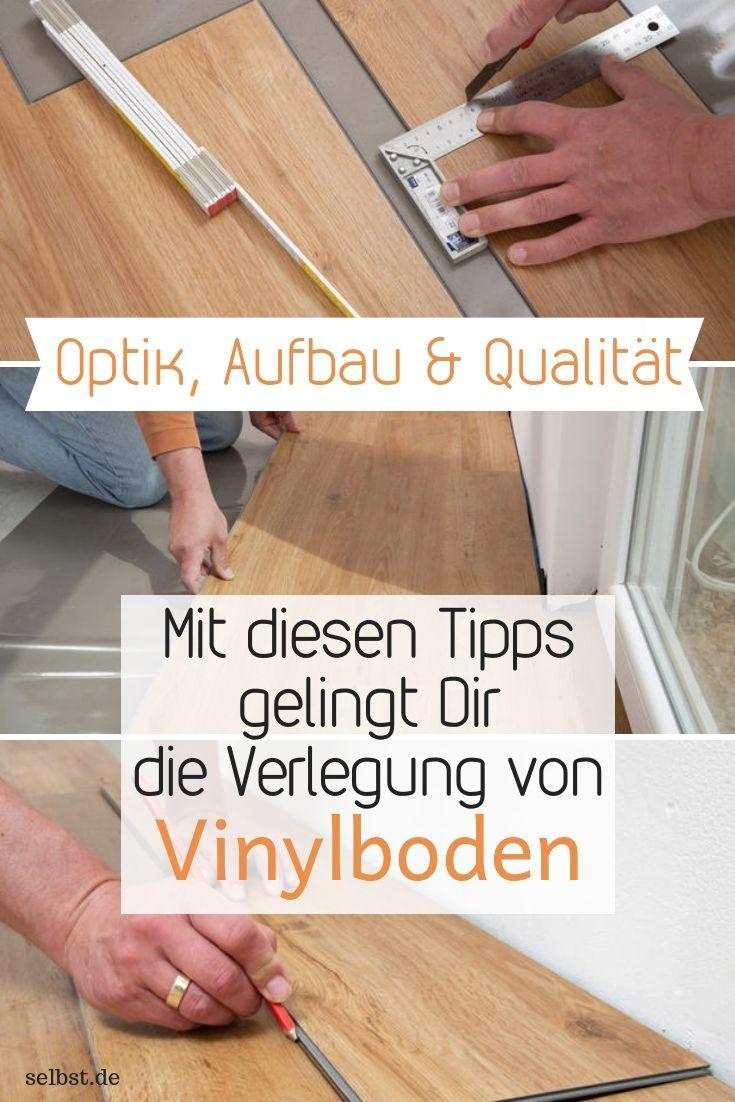 Grundwissen Vinylboden Mit Bildern Vinylboden Bodenbelag Vinyl