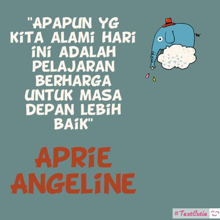 #AprieAngeline