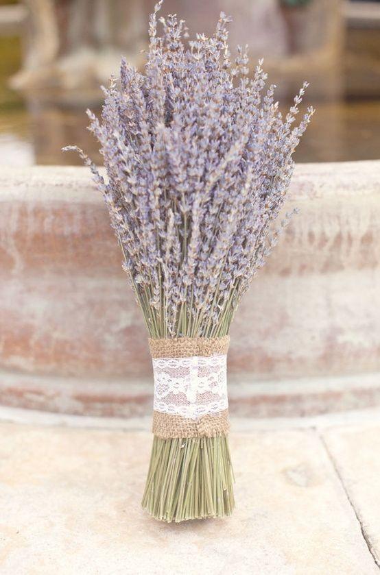 Lavendar bouquet by TinyCarmen