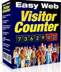 Easy Web Visitor Counter (Software) http://www.plrsifu.com/easy-web-visitor-counter-software/ Give Away, Master Resell Rights, Software #Counter, #Software, #Vistiors Here's A Quick And Easy Way To Discover Exactly How Many People Are Visiting Each Of Your Web Pages...Sales PageMASTER RESELL RIGHTS GIVE AWAY