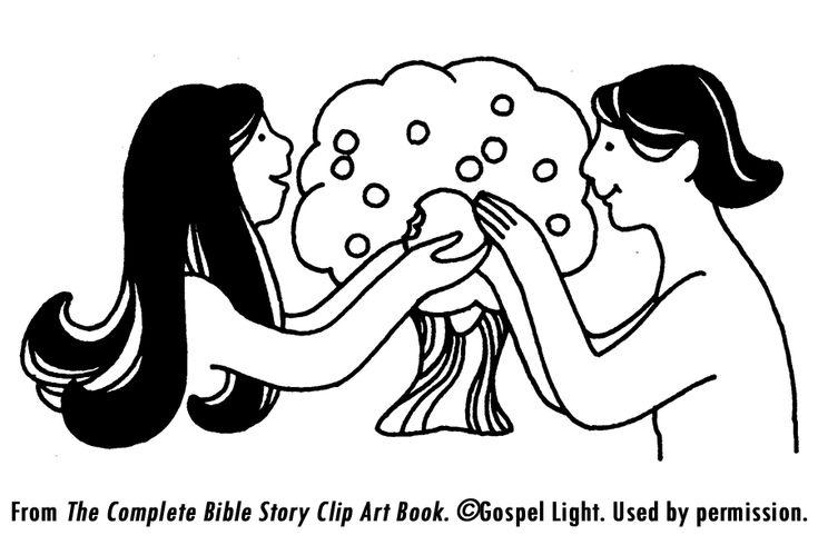 Vertel, spel en knutsel ideeen voor De val in zonde Adam en Eva // The Fall of Man- Teaching Resources