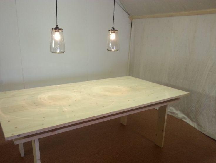 Lampen : Kesbeke lamp op 220 Volt - Meubel Atelier Leeuwarden