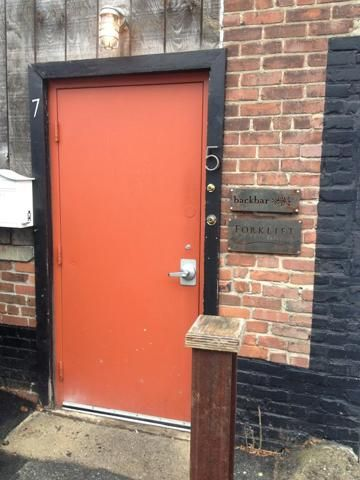 Do you know that craft cocktails are served behind a red door in Somerville? Or that there's a 20-seat steakhouse tucked away inside another restaurant in Boston? Or that there's secret pizza waiting for you in Cambridge, if you just know to ask?