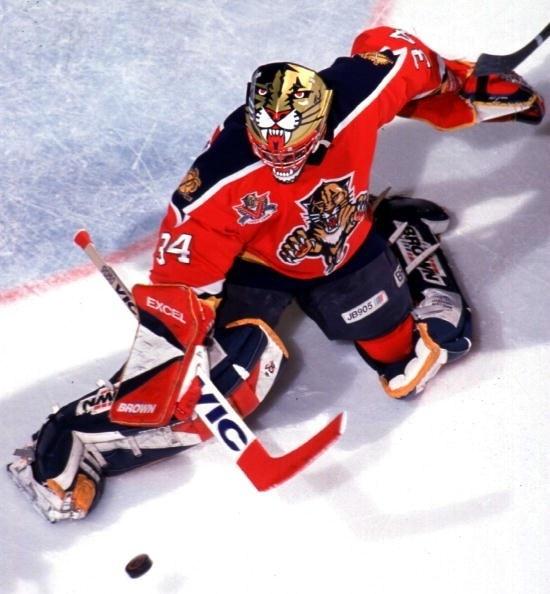 John Vanbiesbrouck #Panthers #Florida #NHL #hockey #inspiration #Beezer #Sports #Flyers #Devils #Islanders #Rangers