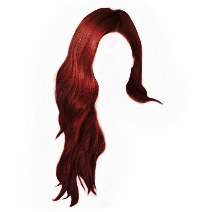 Red Hair Png Red Wigs Hair Png Red Hair