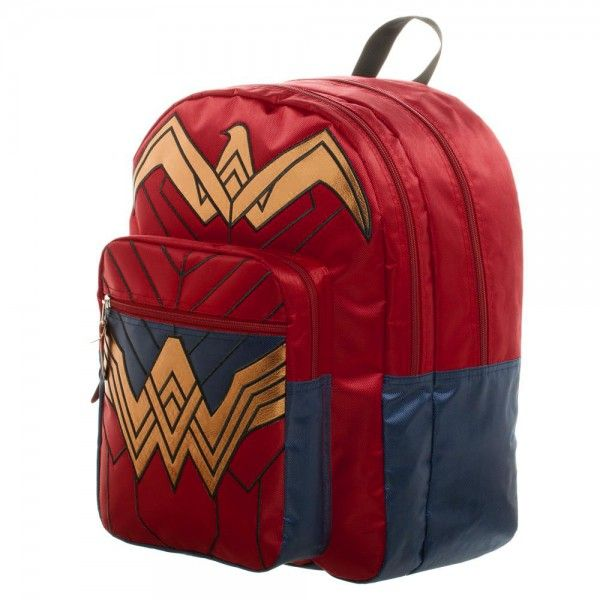 Batman v Superman Backpack - Wonder Woman (Dawn of Justice) @Archonia_US