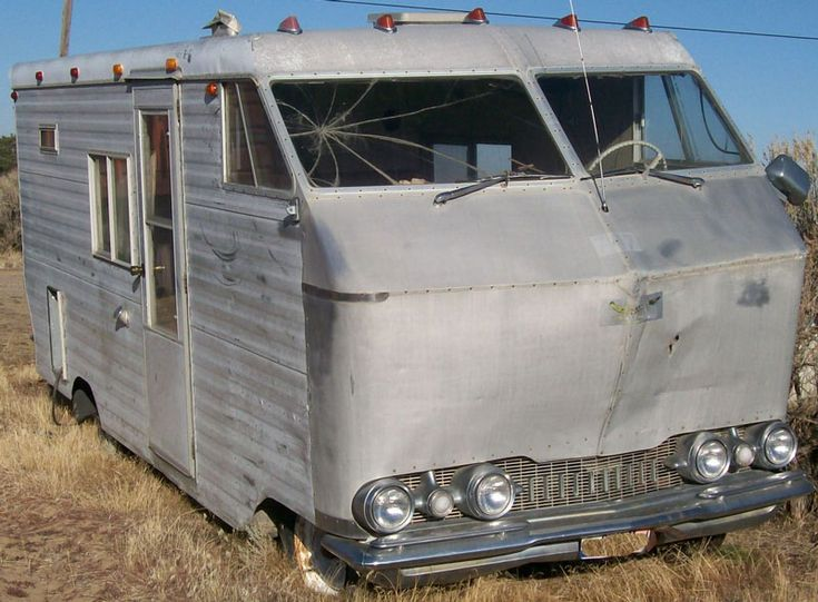 220 Best Unusual Unique Truck Camper RVs Images On Pinterest
