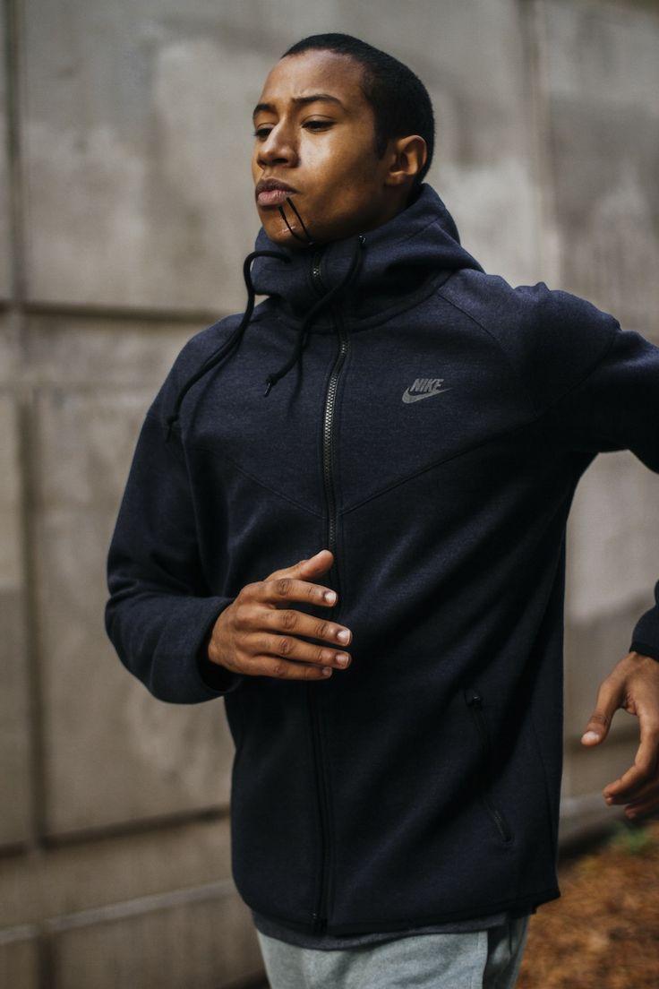 Editorial : Nike Collection Tech Pack Fleece par CyclonesMag