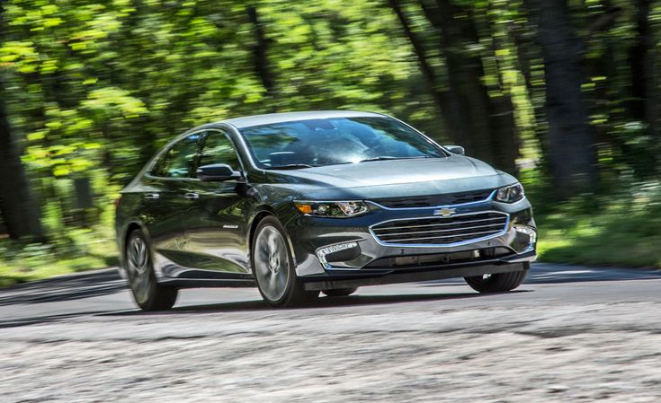 2016 Chevrolet Malibu 2.0T Test Review by Car and Driver