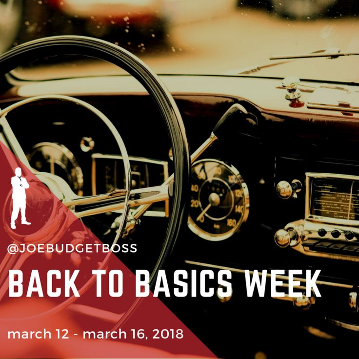 Today we conclude Back to Basics Week at Budget Boss! Join me as I get to the base of financial planning and show you what you need to know to make sure you can grow. Get your pen and paper handy and get ready to go to school! #budget #budgetboss #wealth #knowledge #LDNont #goals #financialfreedom #money #london #toronto #canada #america #investing #insurance #instagram #instagood #picoftheday #makeithappen #moneymatters #beautiful #amazing #goals2018