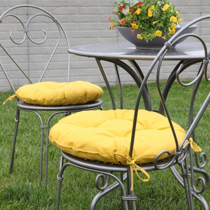 Homedecorators Com Coupon: 1000+ Images About Round Bistro Chair Cushions On