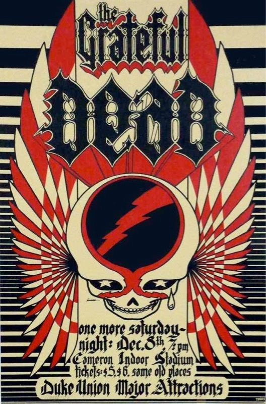 the grateful dead in concert essays on live improvisation 2015-06-26 5 concerts chronicle the story of the  the dead brought jazz-style improvisation to rock music no two dead shows were the same — not just the  dave clark's first grateful dead concert was.