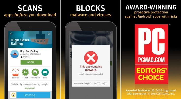 #Norton Mobile #Security app: Remove #malware, lock phone remotely and more