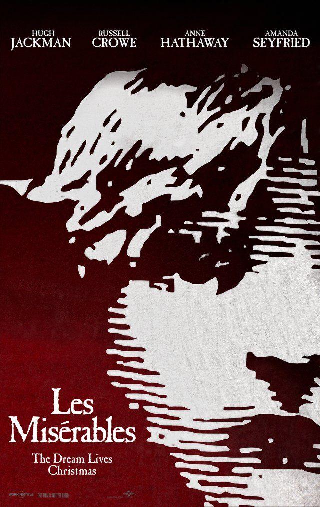 Les Misérables: Movie Posters, Les Miserables, Cant Wait, Lesmiserables, The Misérabl, Christmas, Looks Forward, Hugh Jackman, Anne Hathaway