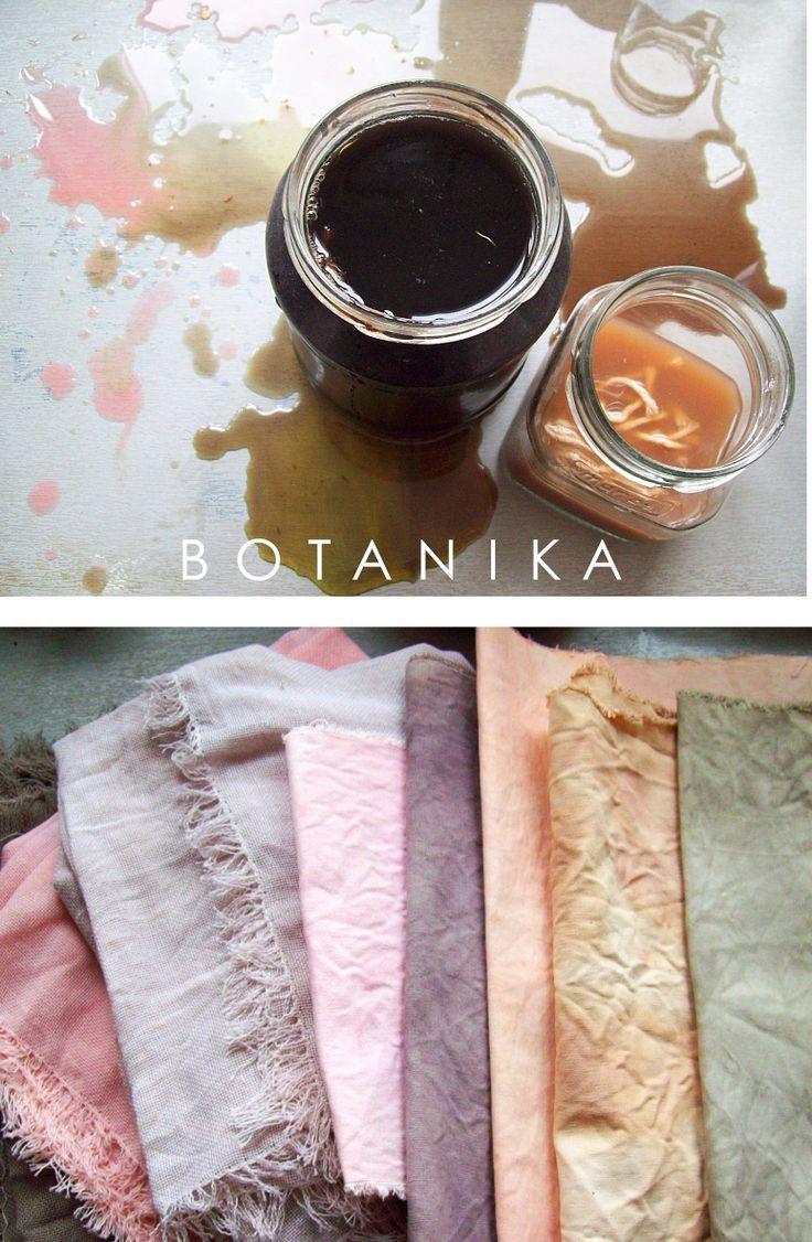 natural dye tests