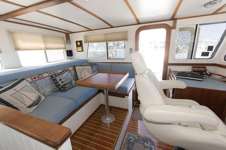 2004 Great Harbour 37 Trawler Power Boat For Sale - www.yachtworld.com