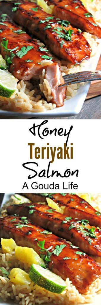This Honey Teriyaki Salmon whips up in 20 minutes and is simply the best fake-out fancy recipe around thanks to an easy 4-ingredient glaze. Follow this recipe and you'll never eat dry salmon again!