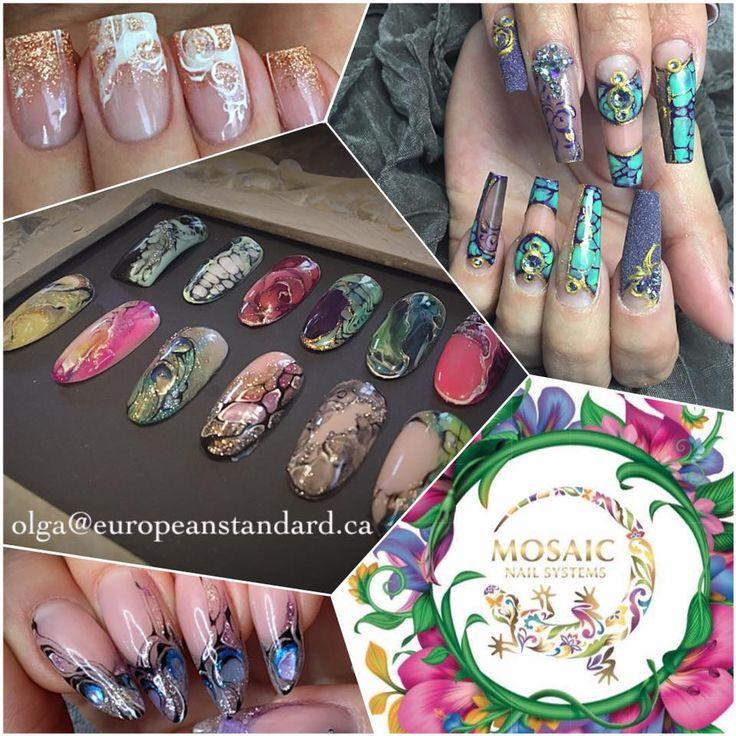 Nails 101 – European Standard – Nail Studio by Olga Khazova