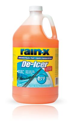 Gift pack with 2+spray, $9.99 at BJs in Northborough! Rain-X De-Icer® Windshield Washer Fluid - Rain-X