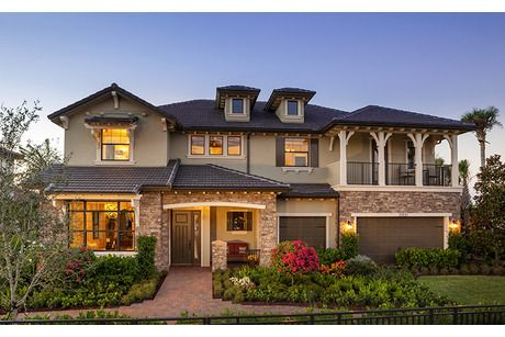 Watercrest At Parkland - Horizon Collection by Standard Pacific Homes in Parkland, Florida