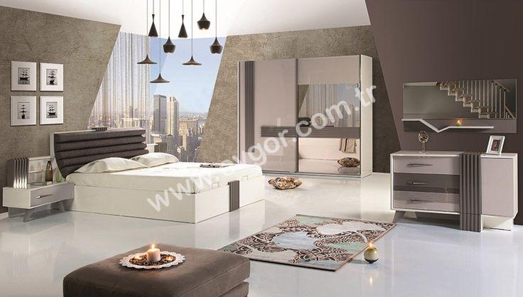 Novella Modern Yatak Odası