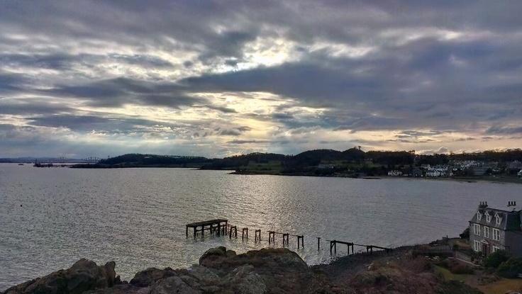 Clifftop Bridge View taken by Craig Fish on his HTC One X+