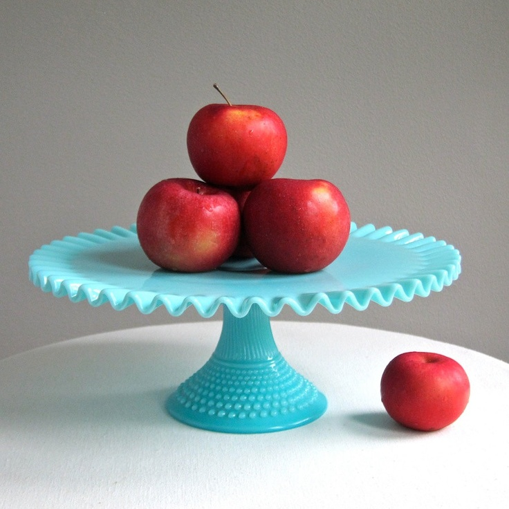 Indiana Cake Stand Domed