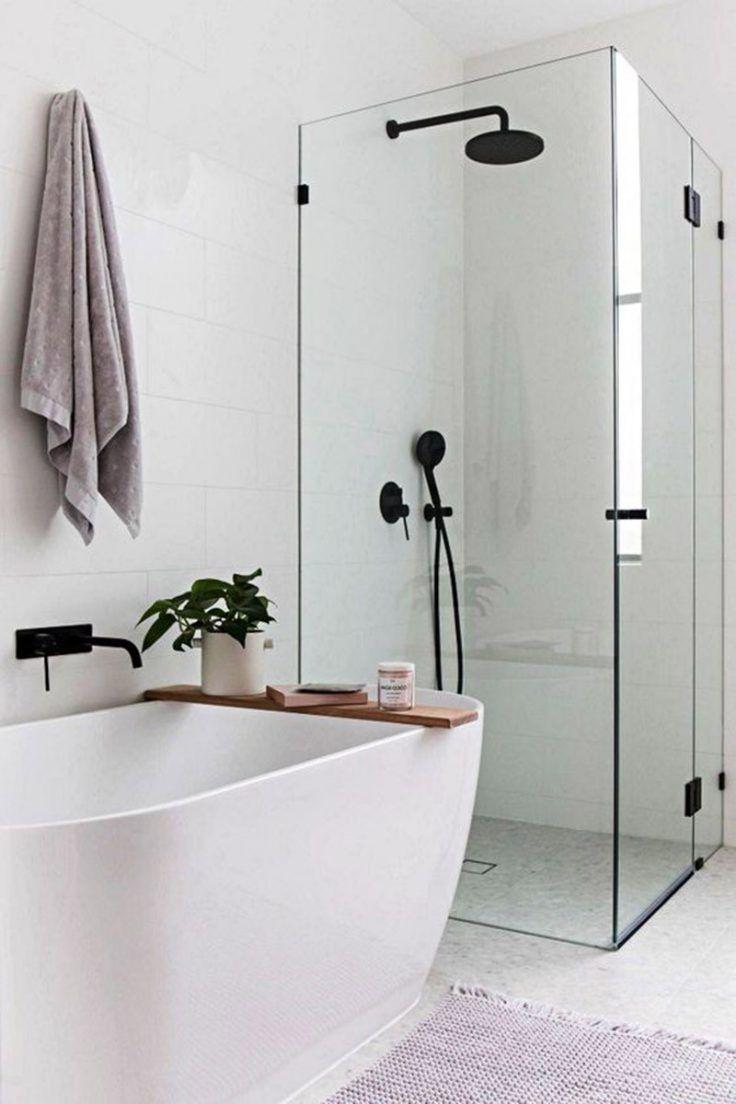 Salle De Bains 15 Idees Pour Avoir Une Douche Et Une Baignoire