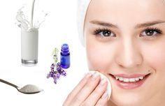 Latte detergente fai da te, una ricetta beauty per una pulizia della pelle del viso profonda, naturale, economica ed ecologica, con l'utilizzo di pochissimi ingredienti… Il latte è da s…
