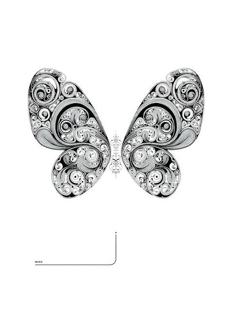 Si Scott Butterfly