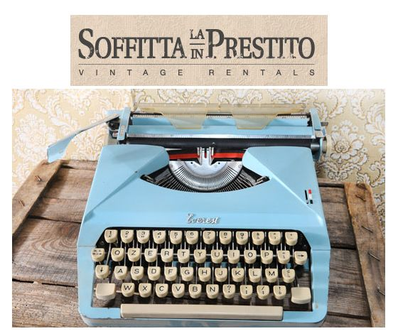 DECOR: La soffitta in prestito - Vintage Rentals
