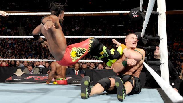 John Cena & The Dudley Boyz vs. The New Day: photos | WWE.com